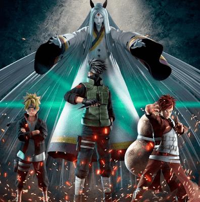 """Confirmados más personajes del universo de Naruto para """"Jump Force""""."""