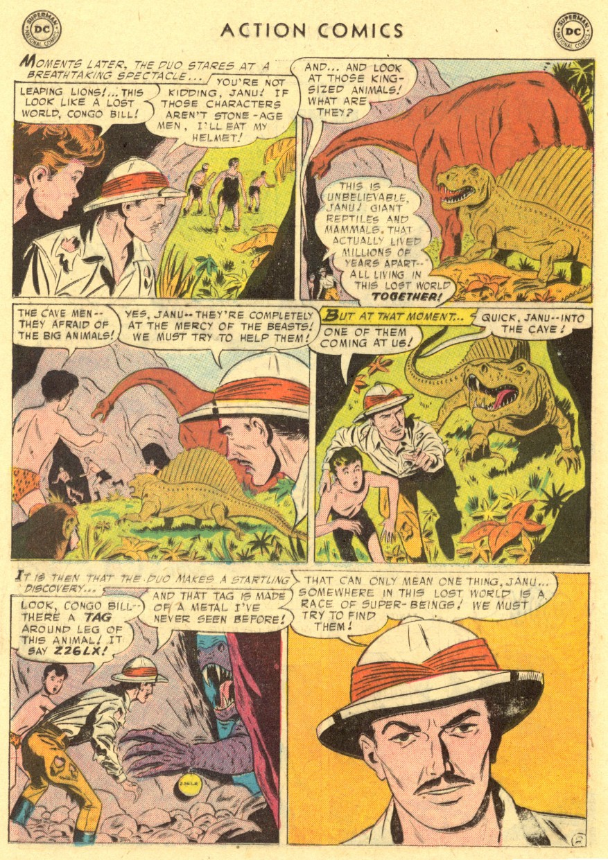 Action Comics (1938) 220 Page 17