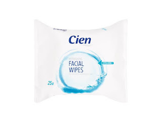 cien facial cleaning
