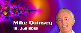 Mike Quinsey – 12.Juli 2019