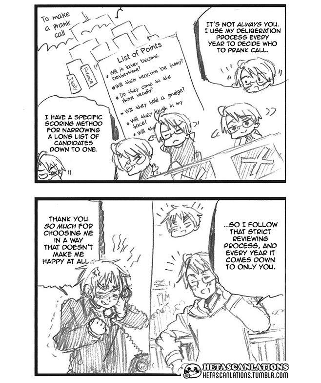 Hetalia - World Stars - Chapter 248