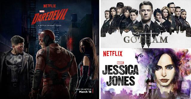 TV e Supereroi, Cinema e Supereroi, Libro sui supereroi