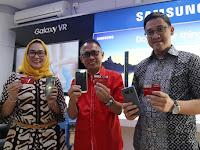Gelar Samsung Experience Zone, Telkomsel Berikan Banyak Diskon