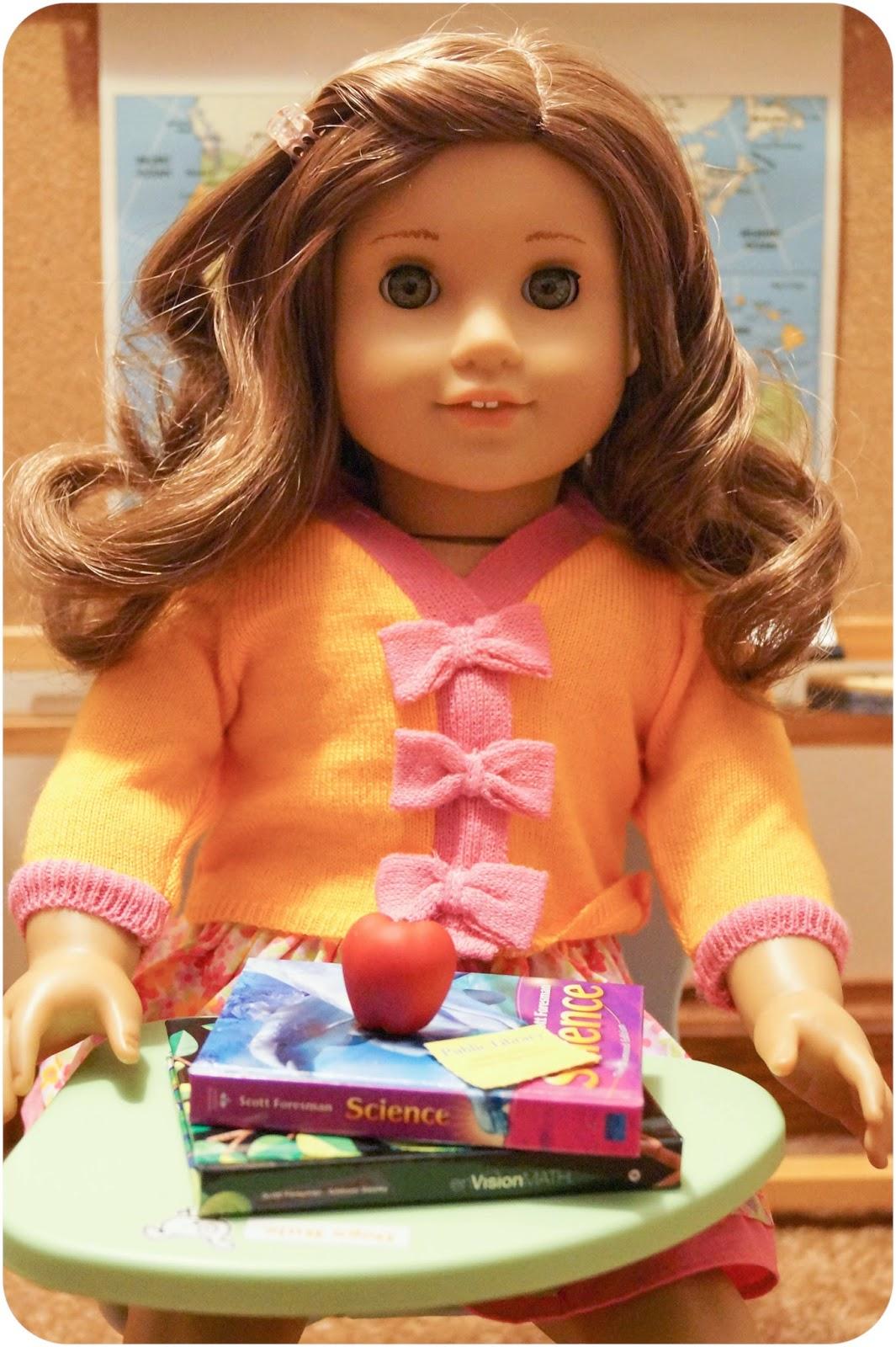 American Girl Doll Play School Pictures Rebecca Rubin