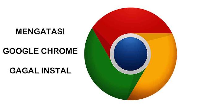 Google Chrome Tidak Dapat Terinstal pada Windows di Komputer Karena Masalah Administrator