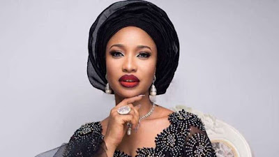 Tonto Dikeh reveals how much her Instagram followers mean to her