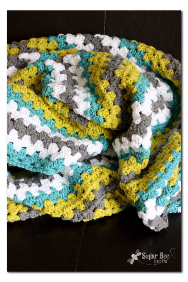 b6d0d0e8b8e Some other inspiration – – the image on the left sold me on wanting a  granny stripe pattern and the image on the right sold me on using turquoise  and green ...