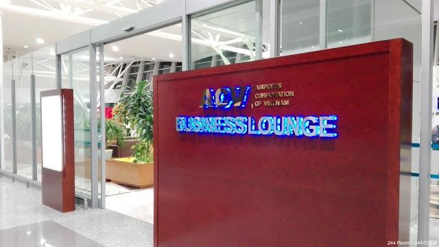Noibai-airport-Business-Lounge ノイバイ空港ビジネスラウンジ