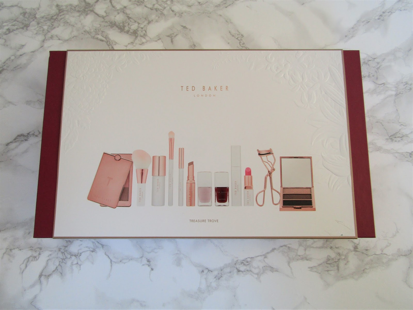 953cce5fb6312 I ve never tried Ted Baker make up before so when I received this