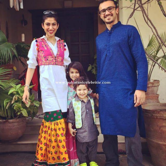 Meesha Shafi Husband And Kids