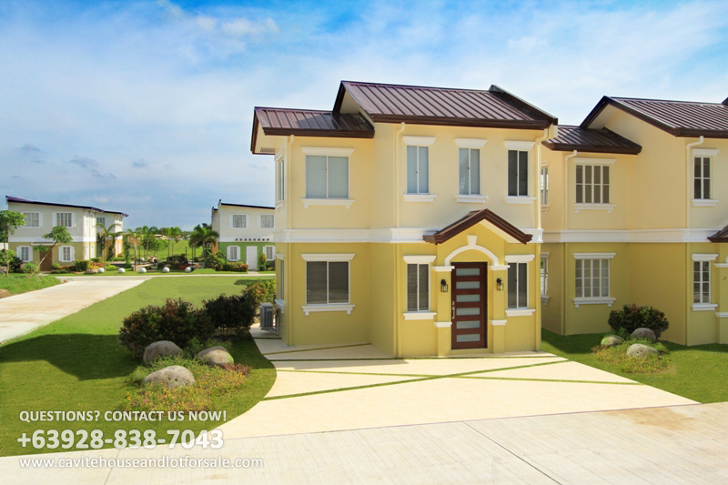Lancaster New City Sophie House Cavite House And Lot For Sale - View House Prices On Map In Us