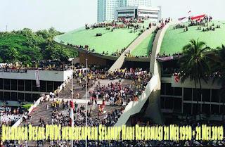 Mengenang 21 Mei 1998 Beserta 5 Tokoh Reformasi Yang Layak Kita Hargai