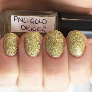 Princess Nail Lacquer, Festive Sparkle Trio