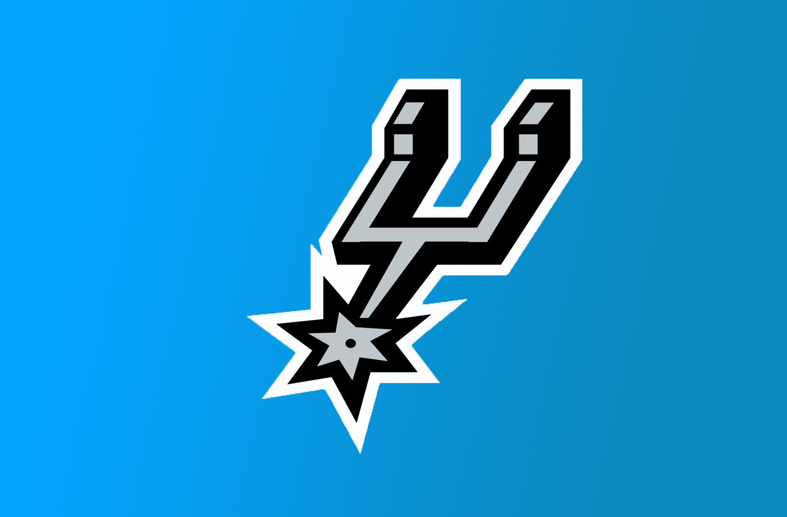 Desktop Wallpaper San Antonio Spurs Logo Desktop Wallpaper