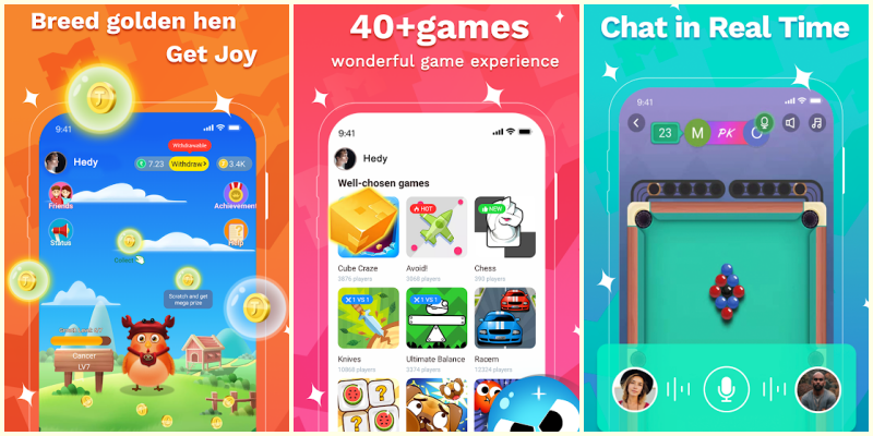 MiniJoy Gaming App Earn Paytm Cash