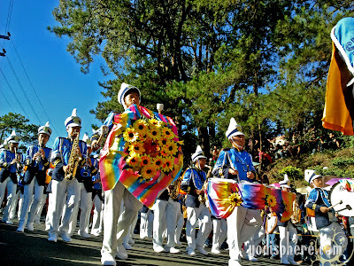 The Sunflower Marching Band
