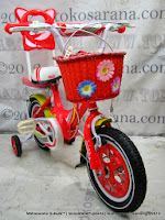 16 Inci Erminio 1299 Rest Kids Bike