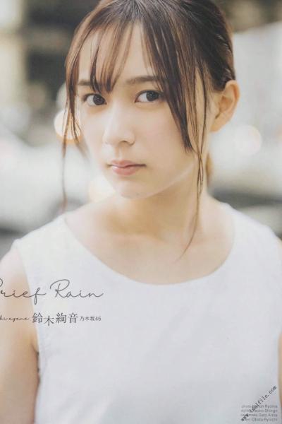 Ayane Suzuki 鈴木絢音, B.L.T Graph 2019年7月号 Vol.45