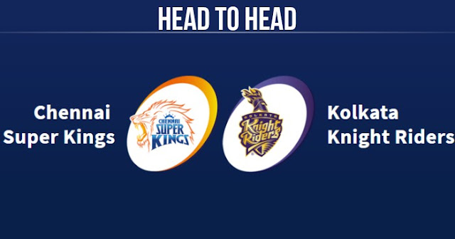 CSK vs KKR Head to Head: KKR vs CSK Head to Head IPL Records