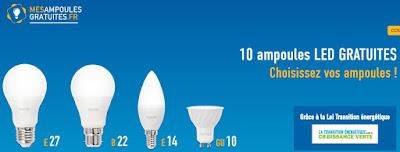 fawkes news 10 ampoules led gratuites sans contrepartie profitez en pour une fois que le. Black Bedroom Furniture Sets. Home Design Ideas