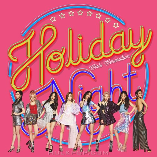 Girls' Generation - Holiday Night - The 6th Album (WAV + ITUNES)