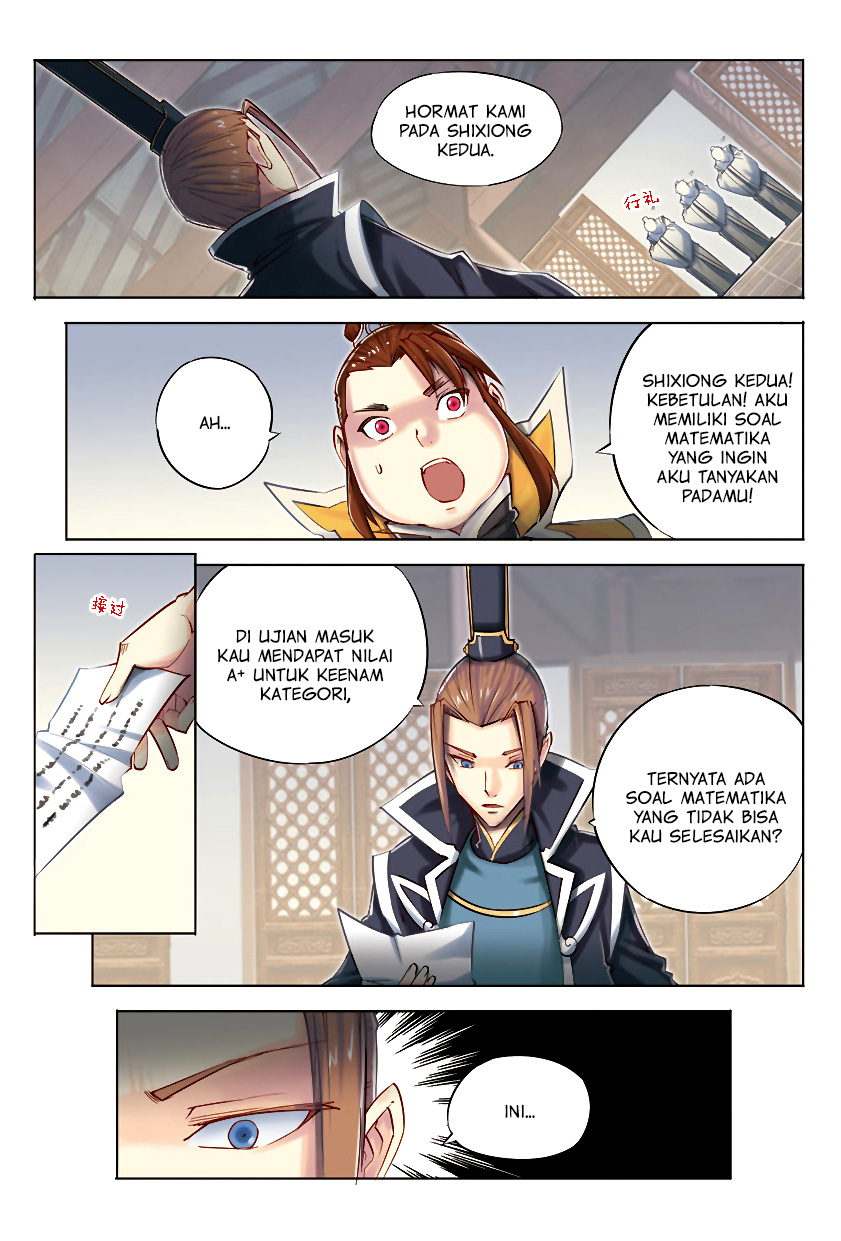 Baca Komik Jiang Ye Chapter 33 Komik Station