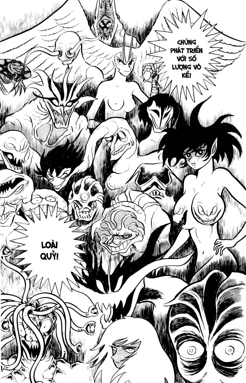 DevilMan chapter 2.1 trang 18