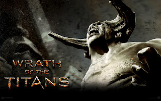Wrath of the Titans 2012 Movie Minataur Poster