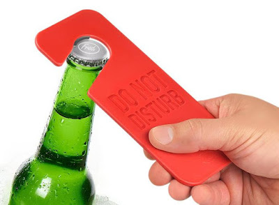 Doorhanger Bottle Opener