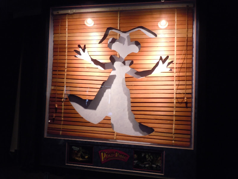 Roger Rabbit blind movie prop