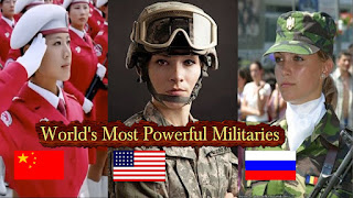 10 Most Powerful Militaries in The World 2017