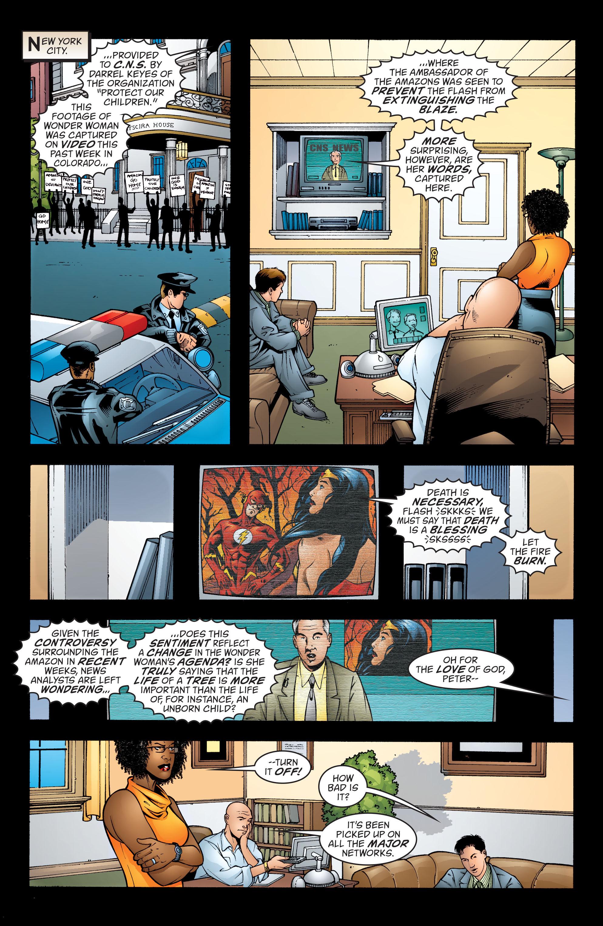 Read online Wonder Woman (1987) comic -  Issue #198 - 8