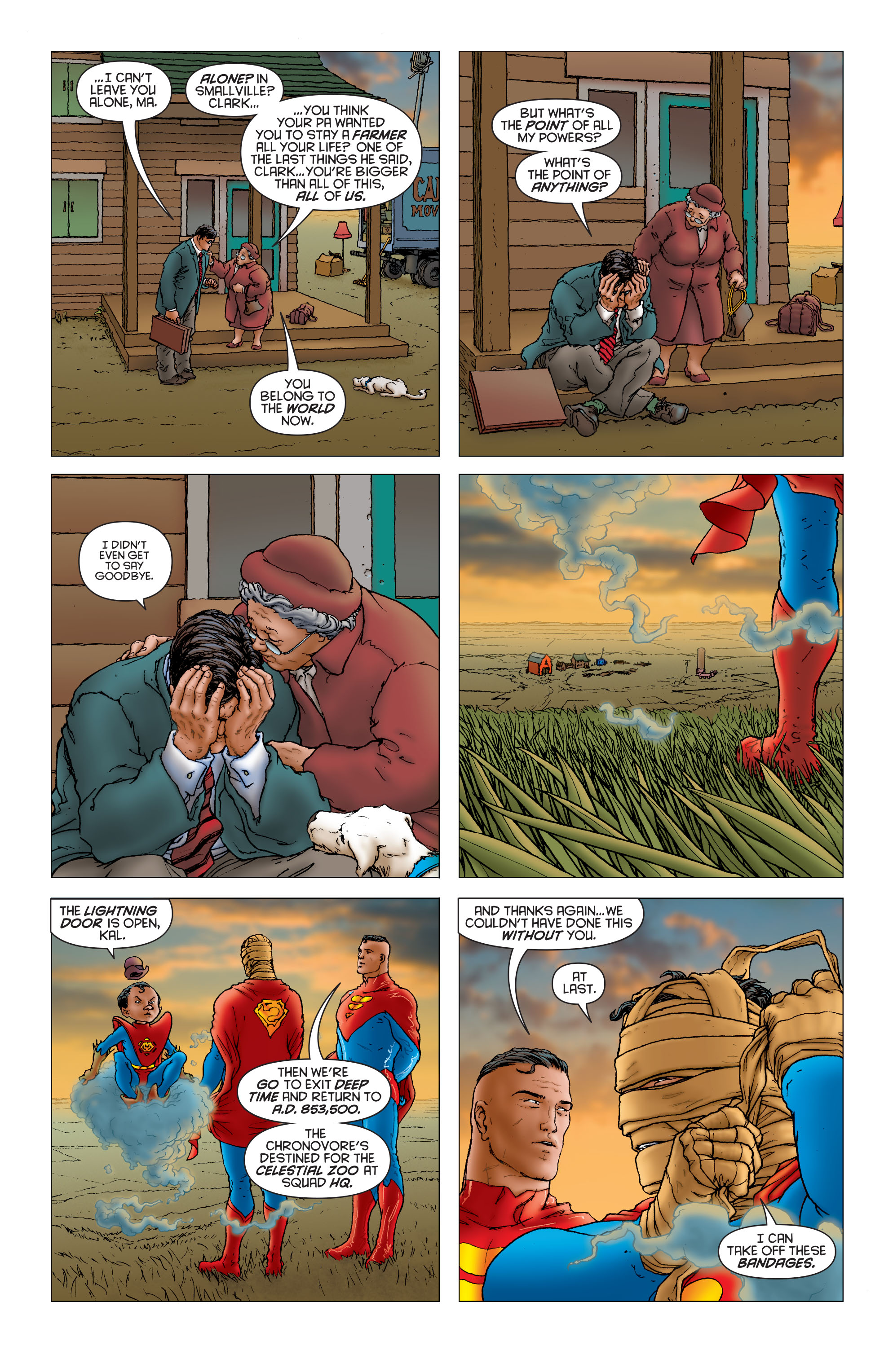 Read online All Star Superman comic -  Issue #6 - 20