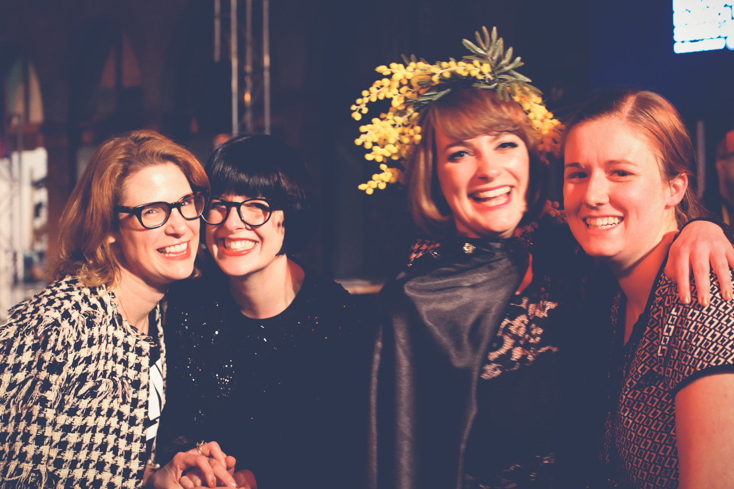 @findingfemme at Melbourne Spring Fashion Week regional series in Ballarat