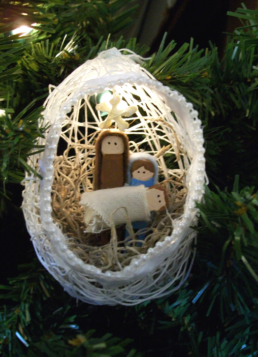 Better Budgeting Homemade Christmas Ornaments String