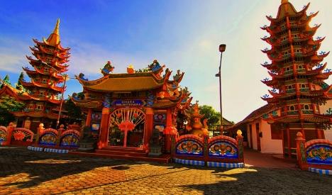 Vihaara Avalokitesvar wisata pamekasan