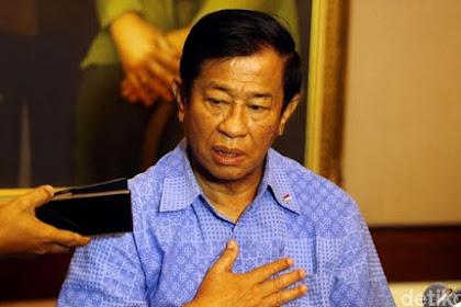 Agum Gumelar Meminta Pendukung Jokowi Dewasa Sikapi Hasil Pilpres