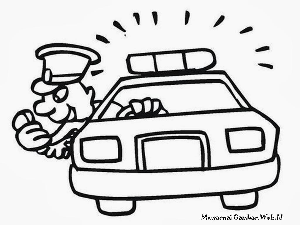 Gambar Kartun Mobil Pemadam Rommy Car