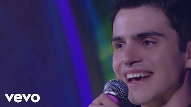 Davi Lukato - Dono do meu coração (Ao Vivo no programa Raul GIl)