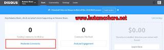 Komentar Blog Hilang Setelah Pasang Disqus