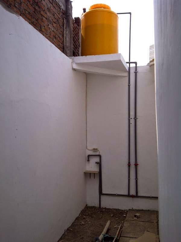 Pembuatan Tandon Air Di Jual Beli Properti Mojokerto Perumahan Losari Baru