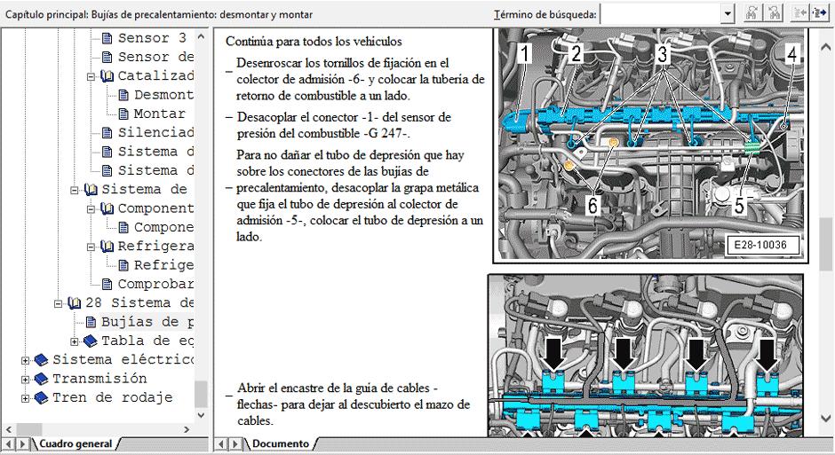 Seat Manual De Reparaci 243 N Review Areamecanica Net