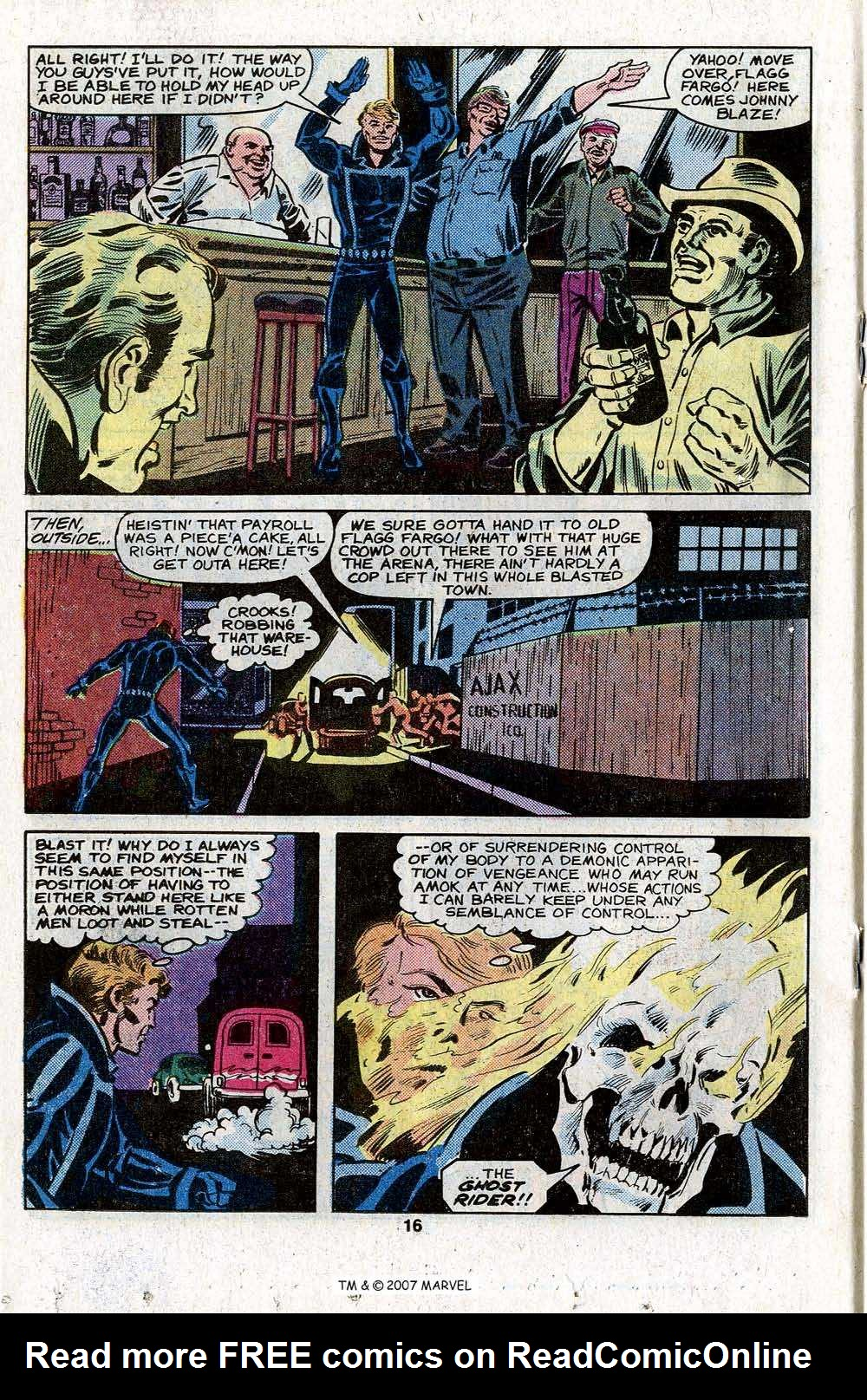 Ghost Rider (1973) Issue #45 #45 - English 18