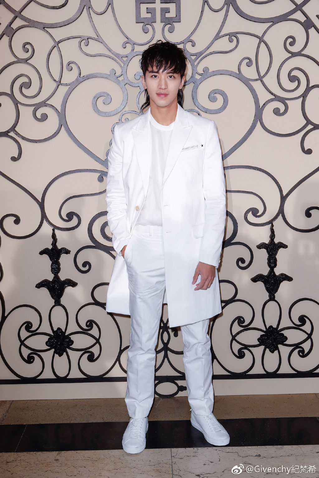 Paris Fashion Week Timmy Xu Weizhou
