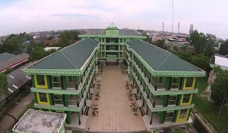 PENERIMAAN MAHASISWA BARU (UINSU) 2018-2019 UNIVERSITAS ISLAM NEGERI SUMATERA UTARA