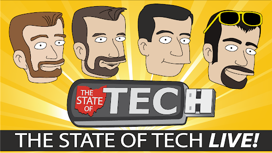 The State of Tech Live! Sunday @ 5:30pm