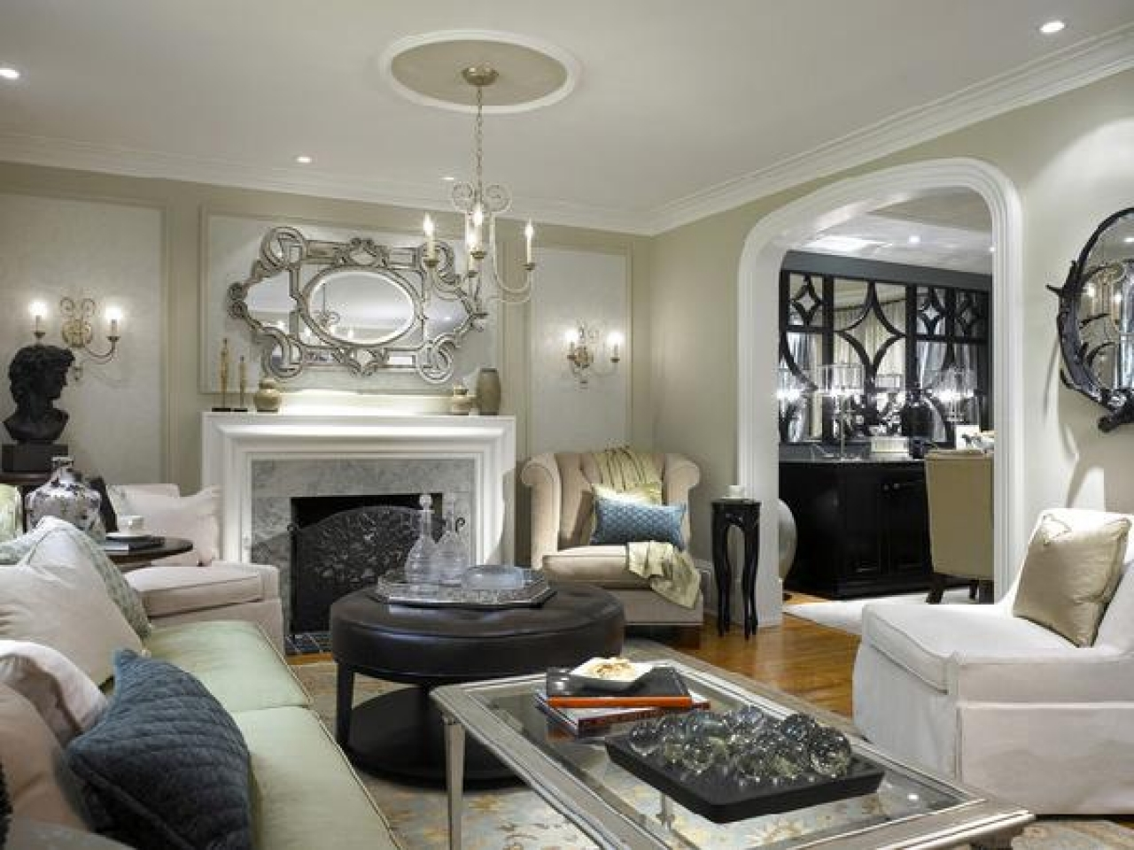 Awesome Victorian Style Living Room Ideas