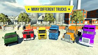 Big Truck Hero v1.4 Mod