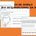 MULHER - ATIVIDADES PARA EDUCAÇÃO INFANTIL - 2º PERÍODO