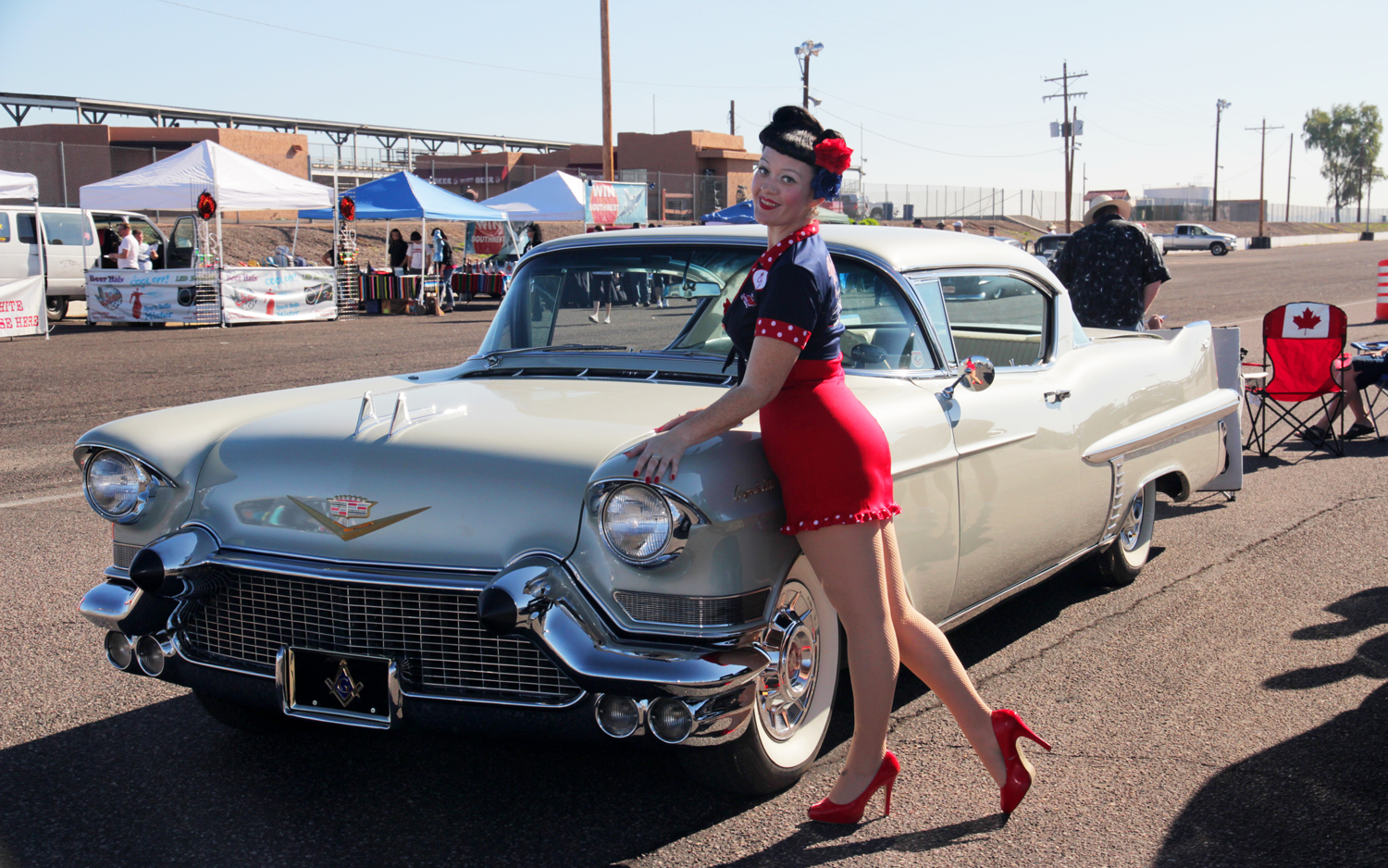 Car Show In Vegas March